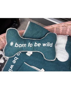 DOG // Born to be wild cushion - Loja Real