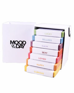 MOOD OF DAY // Box 7 scented soaps