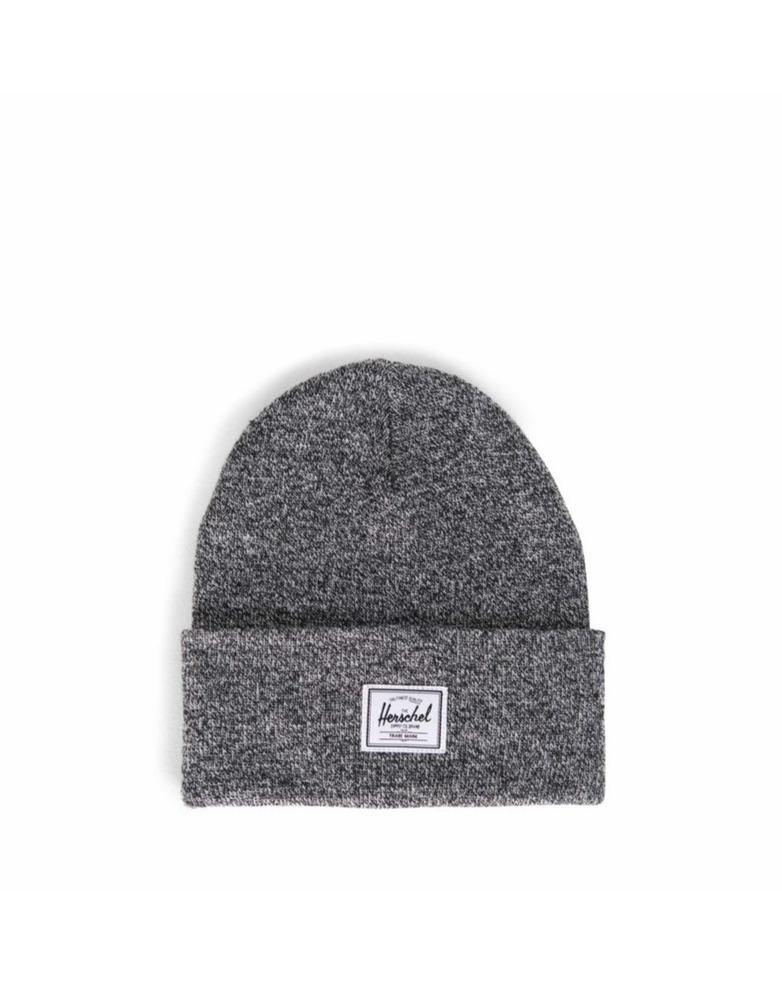 HERSCHEL // Beanie Elmer Heather Black - Loja Real