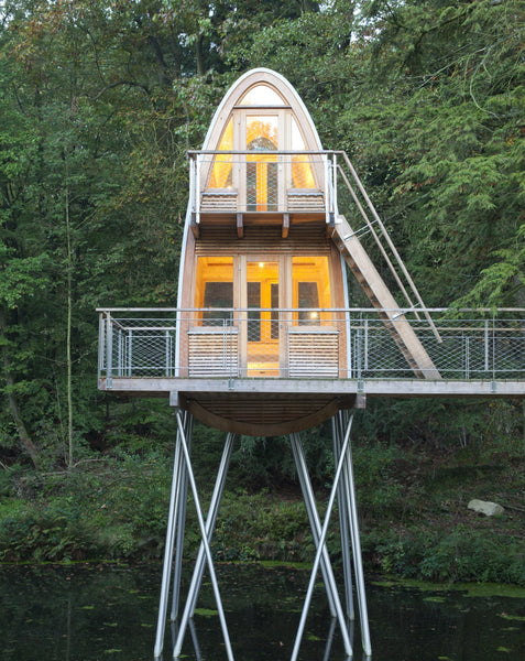 ROCK THE SHACK // The Architecture of Cabins, Cocoons and Hide-outs