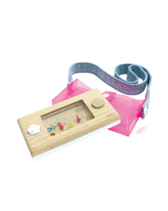WAKKA // Water toy with pink case