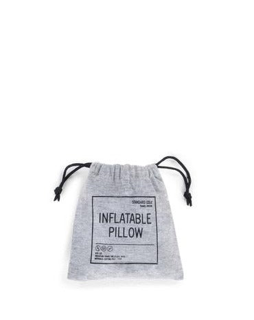 HERSCHEL // Inflatable pillow