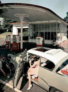 IT'S A GAS // The Allure of the Gas Station