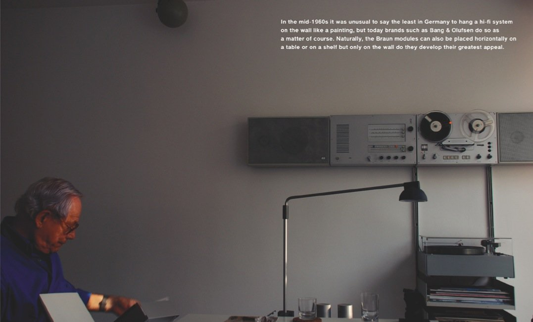 LESS AND MORE // The Design Ethos of Dieter Rams