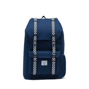 HERSCHEL // Kids Little America Blue checkboard