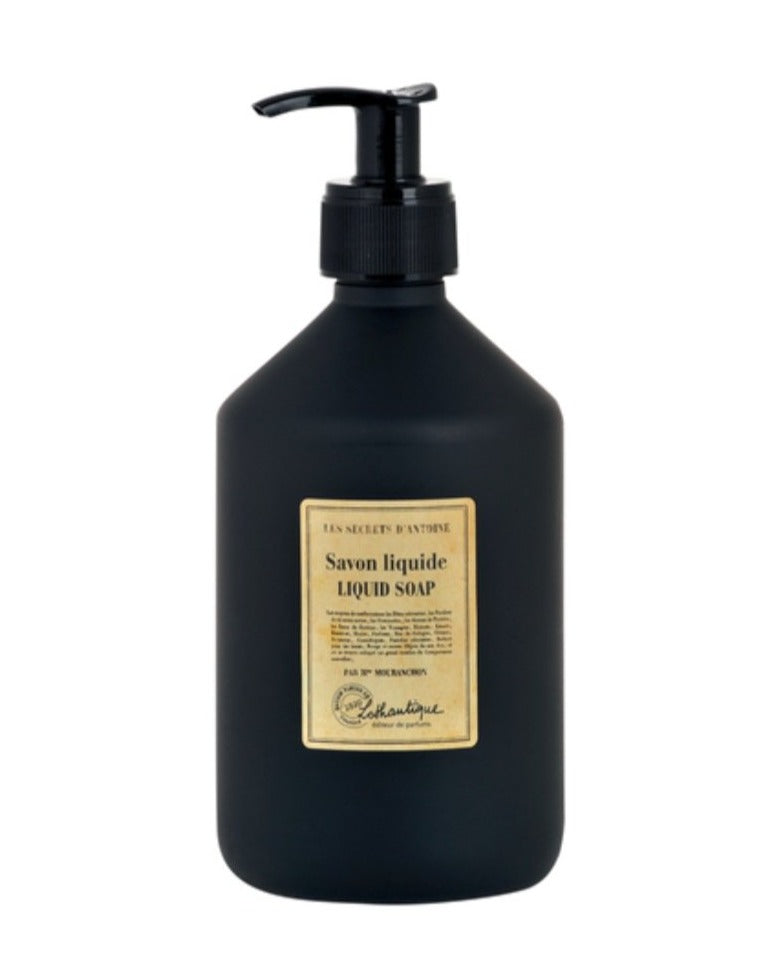 LOTHANTIQUE // Les Secrets d'Antoine Liquid Soap