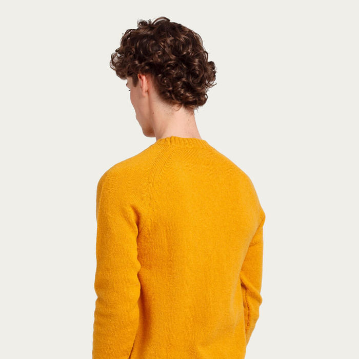 EDMMOND STUDIOS // Wool mustard sweater