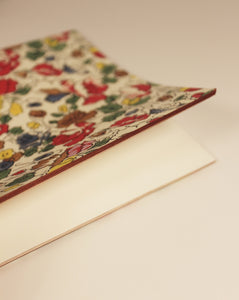 NOTEBOOK // Vintage Flowers