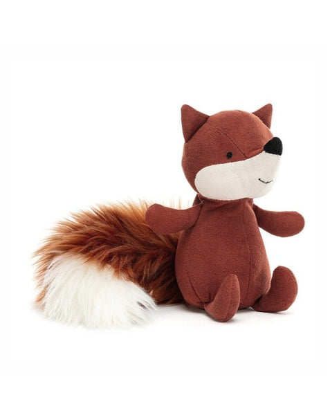 SUEDETTA FOX // Soft toy