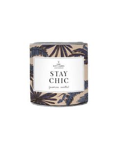 CANDLE // Stay Chic