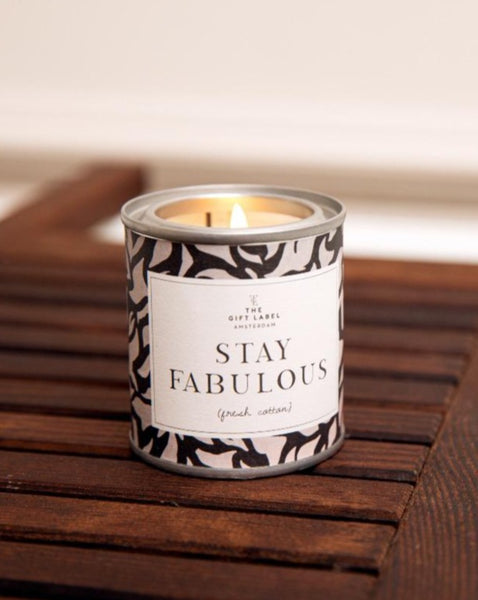 CANDLE // Stay Fabulous
