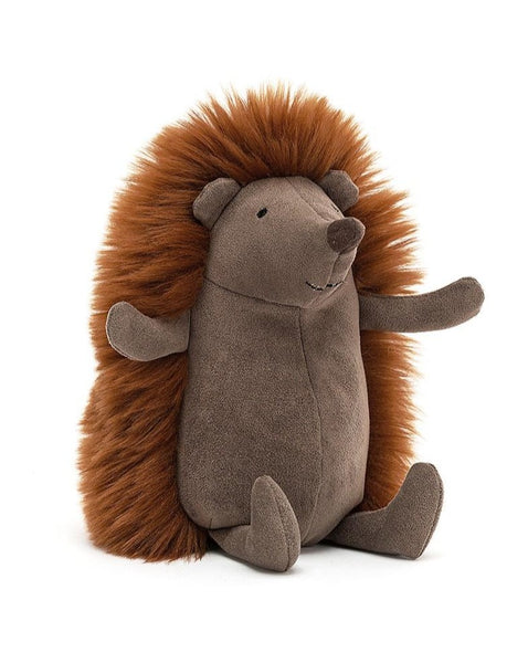 SUEDETTA HEDGEHOG // Soft toy