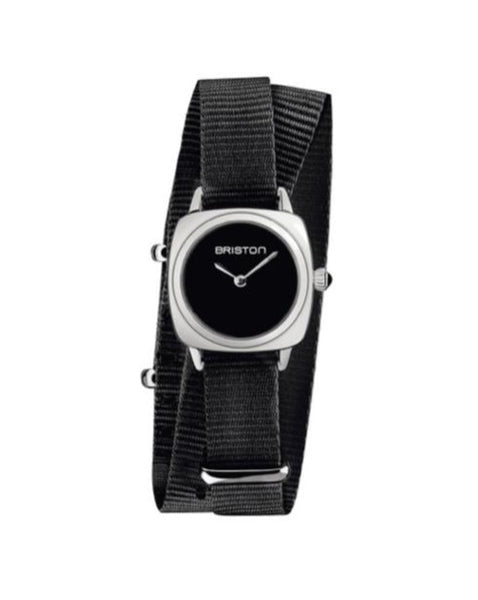 BRISTON WATCH // Clubemaster Lady Steel