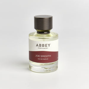 Joe Smooth perfume bottle 50ml