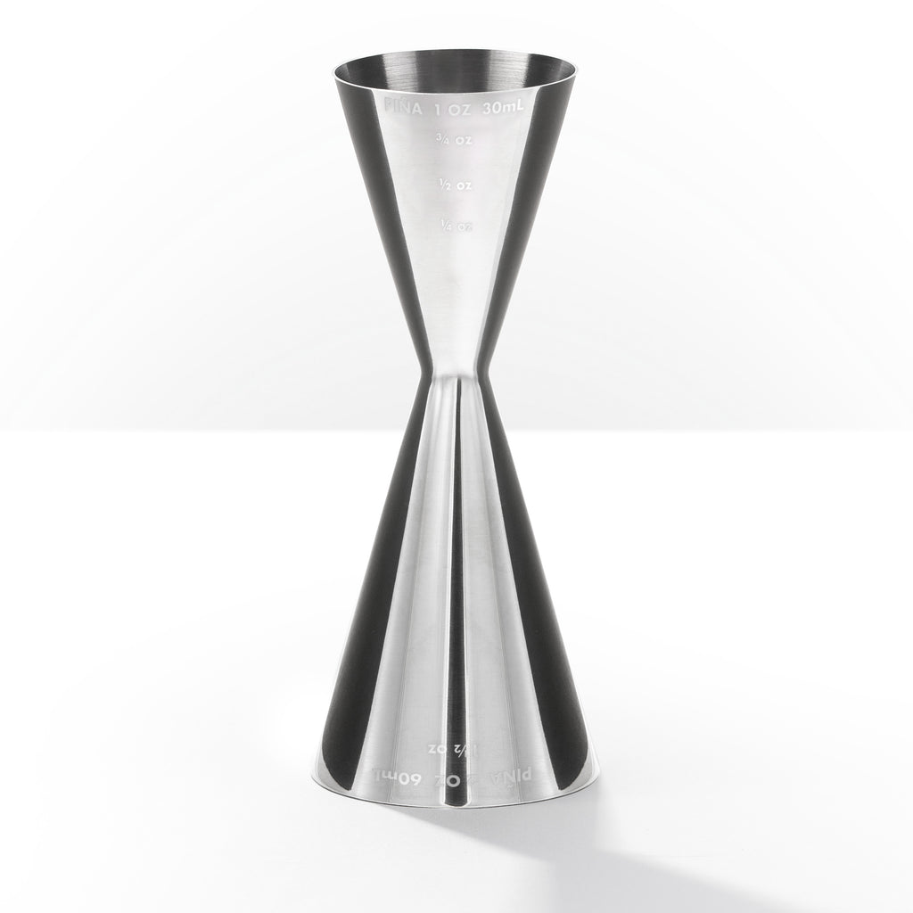 The Slim Jigger, Polished Finish