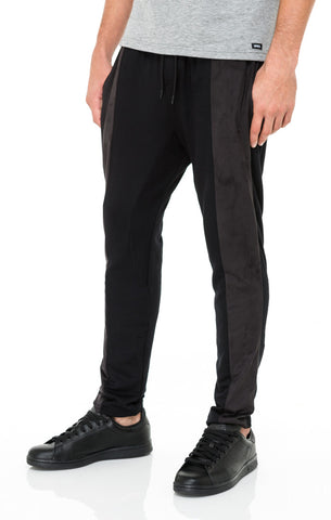Bamboo Suede Seam Pants