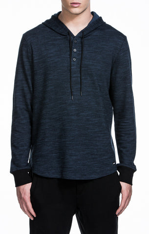 Highline Hooded Henley