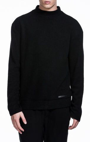 Sherpa Mock Neck