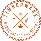 Light Brown Timberware Logo