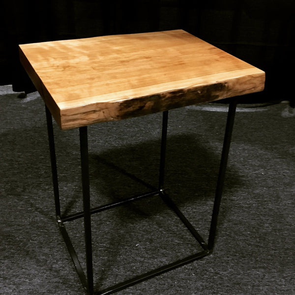 Hillcrest Side Table On Floor