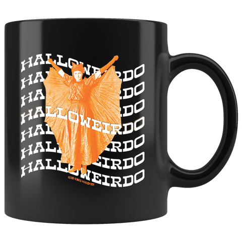 Halloweirdo Mug - Weird Vibes Worldwide