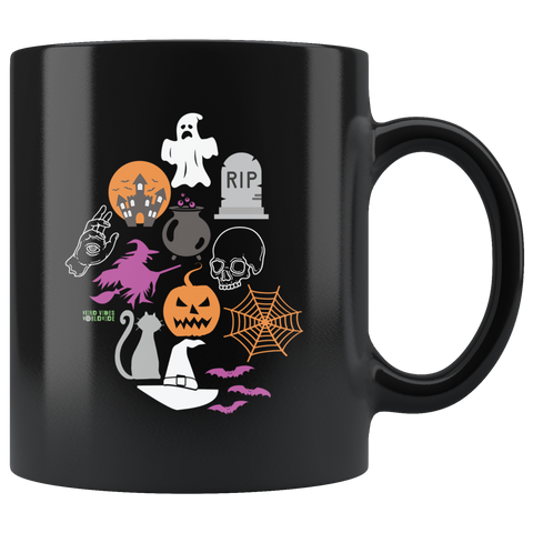 This is Halloween Mug - Weird Vibes Worldwide