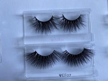 Load image into Gallery viewer, Mink Lashes 20/25mm