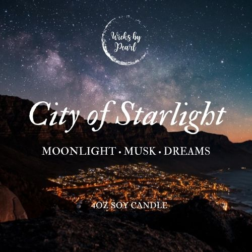 City of Starlight Candle