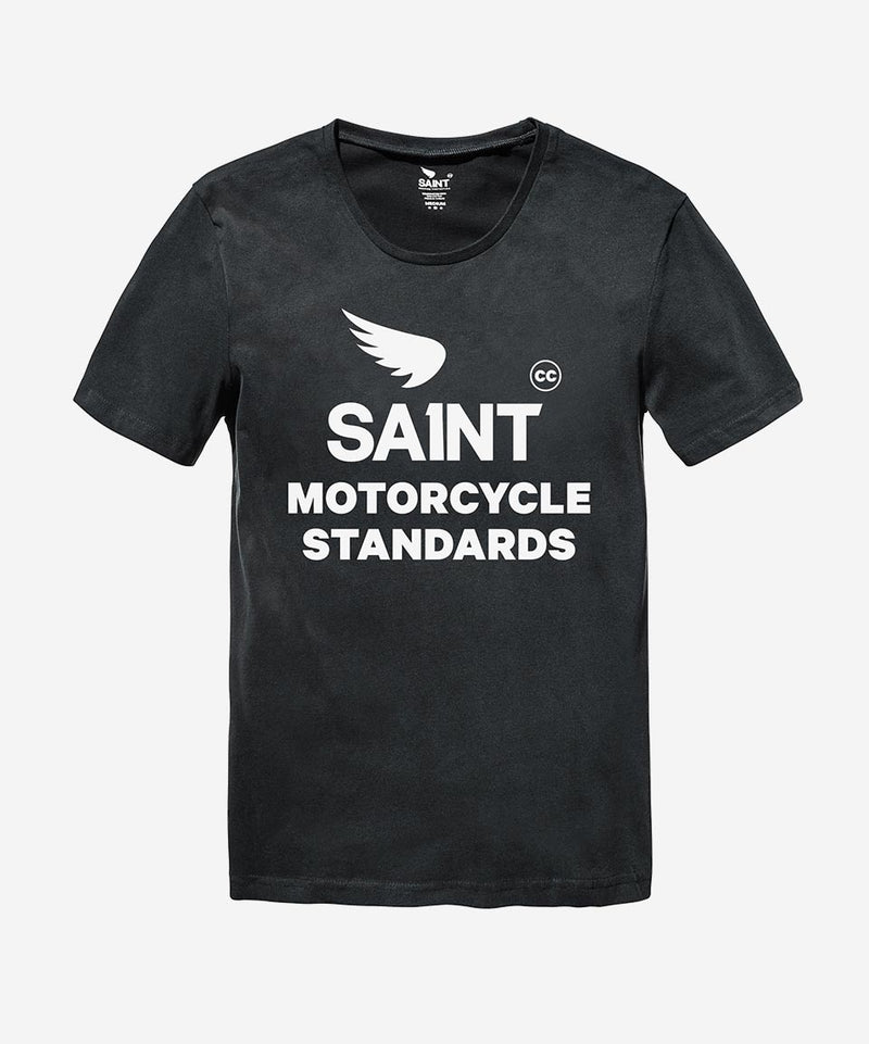 Saint Motorcycle Standards Tee - Black