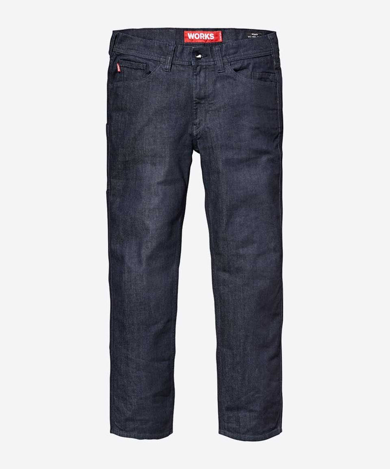 Workwear Relaxed Fit Jean - Indigo