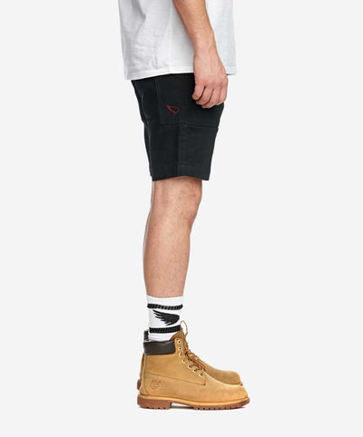 Workwear Twill Short - Black