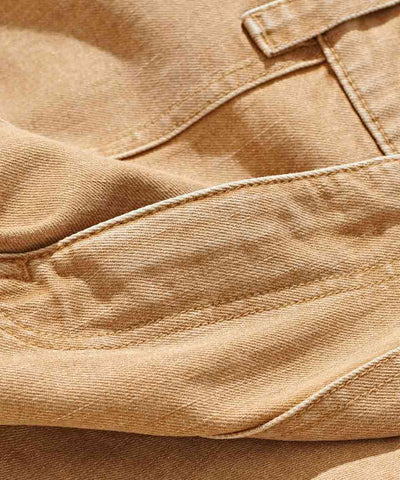 Workwear Twill Short - Light Stone