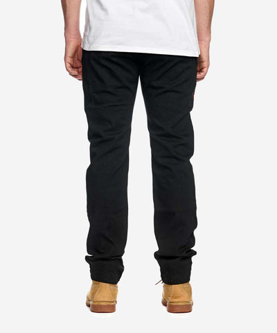 Workwear Twill Chino - Black