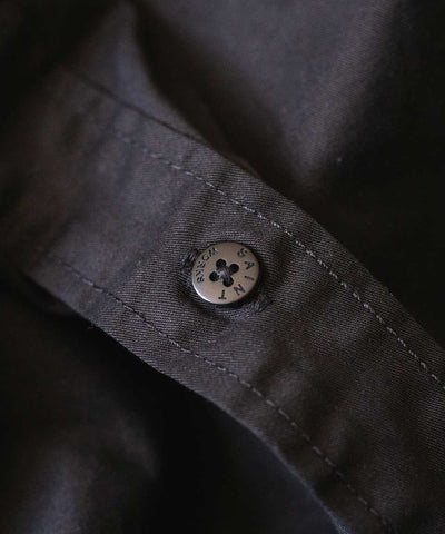 Twill Shirt - Black