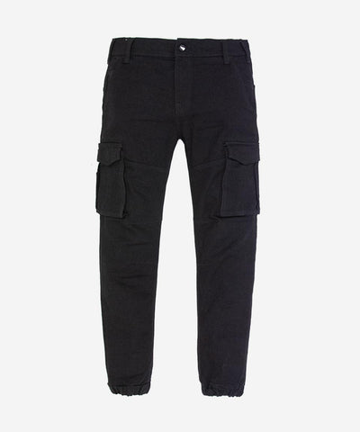 Workwear Aviator Cargo - Black
