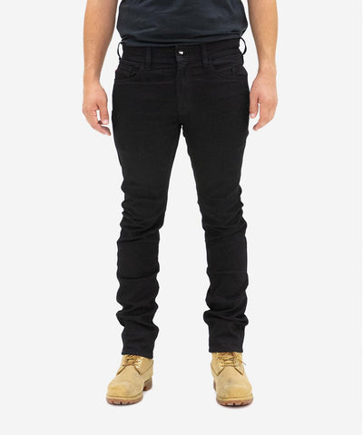 Workwear Slim Fit Jeans - Black