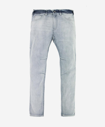 Workwear Slim Fit Jeans - Light Bleached
