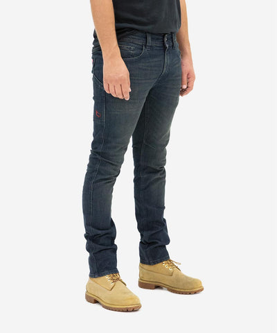 Workwear Slim Fit Jeans - Vintage Indigo