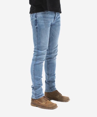 Unbreakable Slim Jeans - Light Bleached