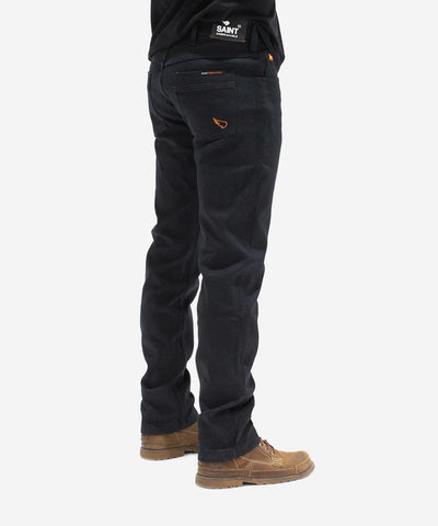Unbreakable Straight Jeans - Black