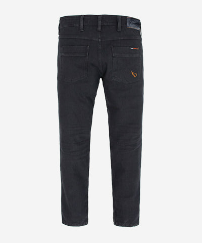Unbreakable Slim Jeans (armour pocket) - Black