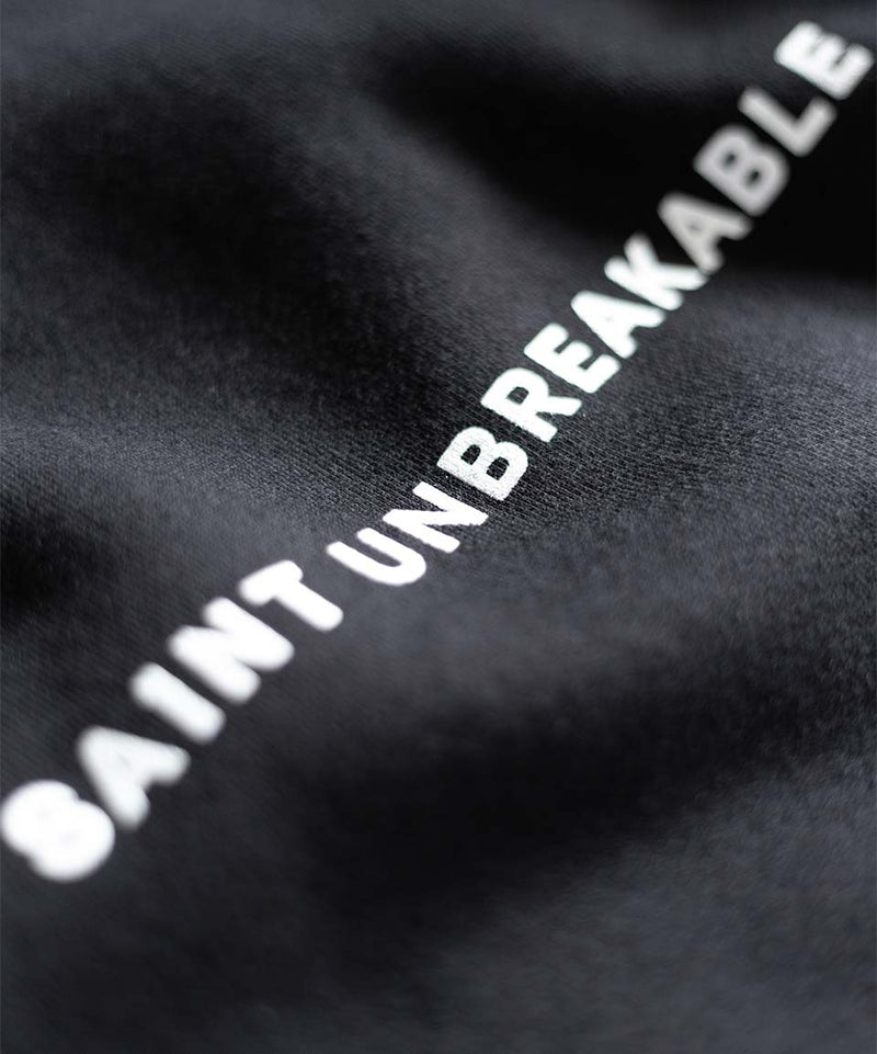 SA1NT Crewneck Jumper - Black