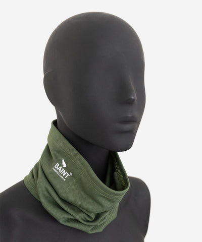 SA1NT Neck Gaiter With Filter - Olive