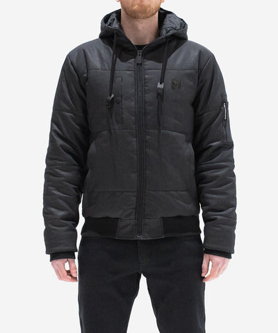 Saint Workwear Hooded Bomber Jacket