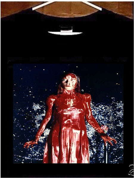 Carrie T shirt; Carrie Movie 1976 T Shirt