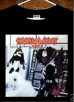 Parliament T shirt; Parliament CLONES OF DR FUNKENSTEIN Tee shirt
