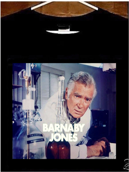 Barnaby Jones T Shirt; Barnaby Jones Tee Shirt