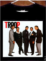 Troop T shirt; 90s R&B Group Troop Tee Shirt