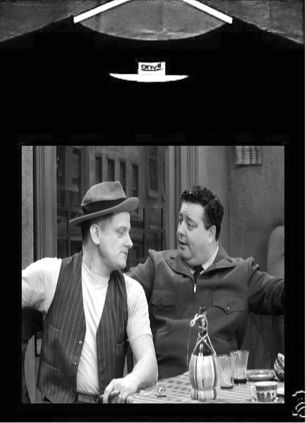 The Honeymooners T shirt; Ralph Kramden Ed Norton The Honeymooners Tee Shirt