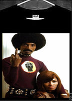 Ike and Tina T shirt; Ike Turner Tina Turner Tee shirt